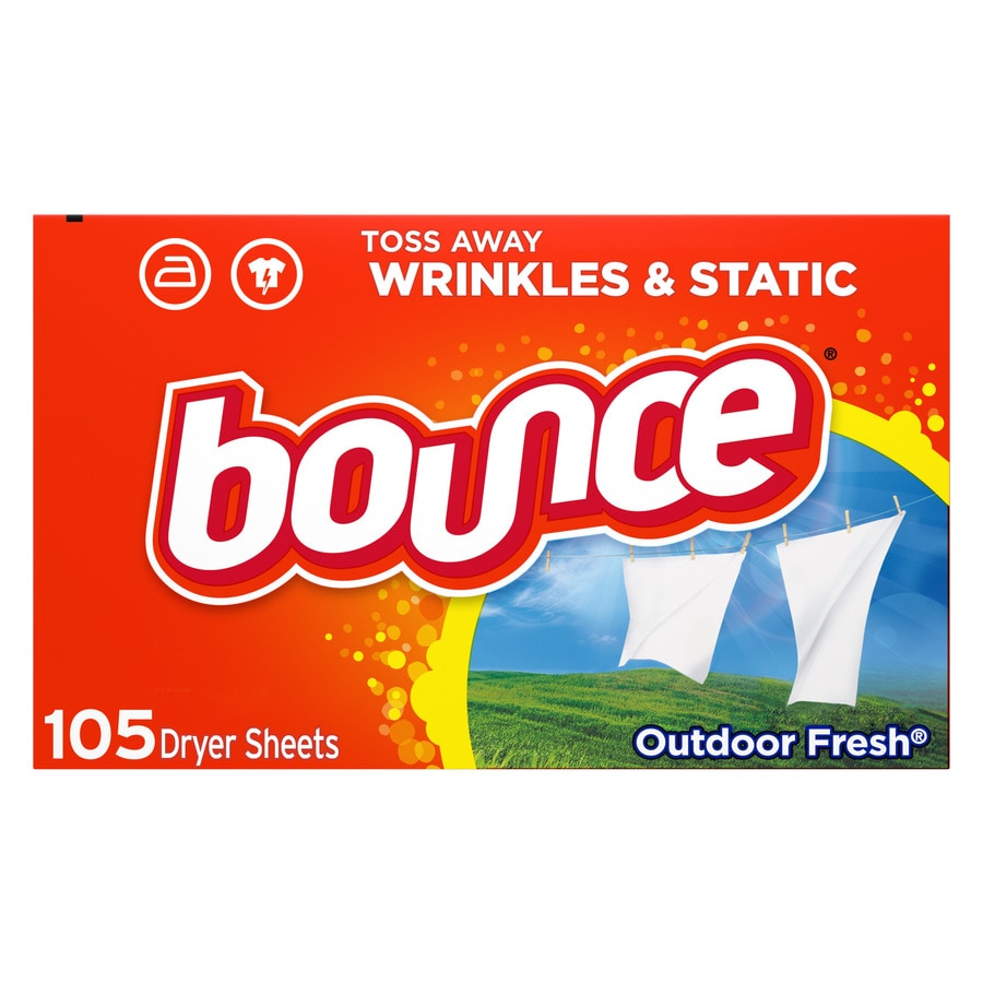 Bounce 105-Count Fabric Softener