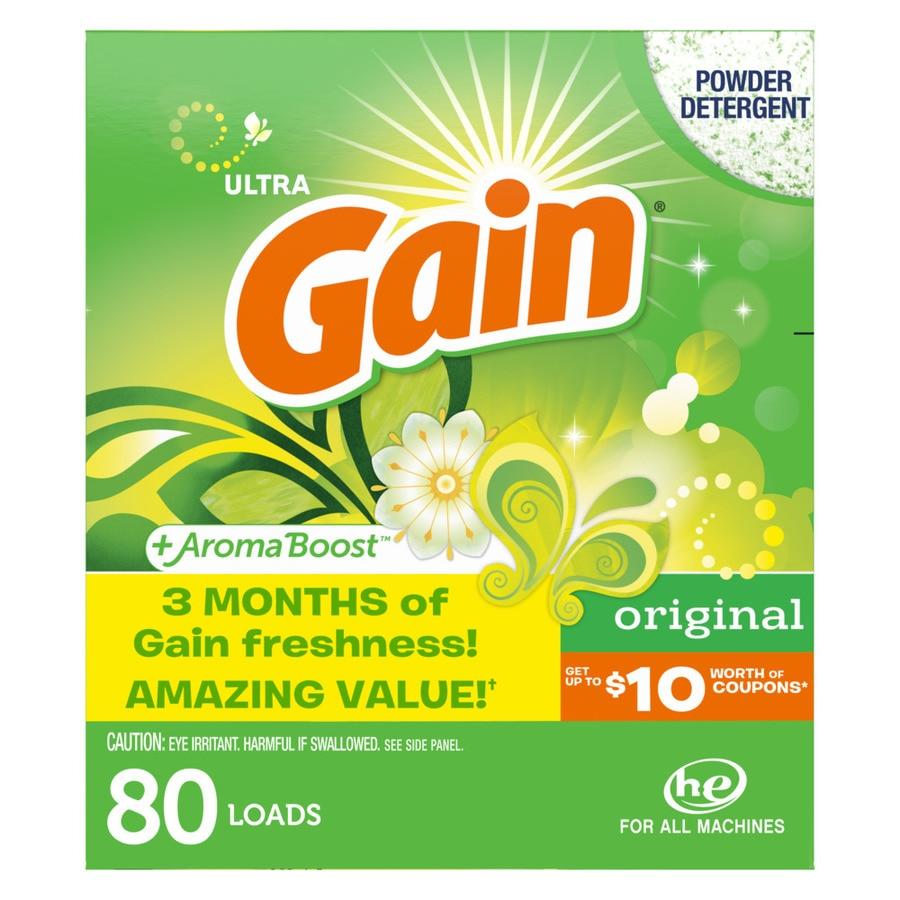 Gain 91-oz Original HE Laundry Detergent