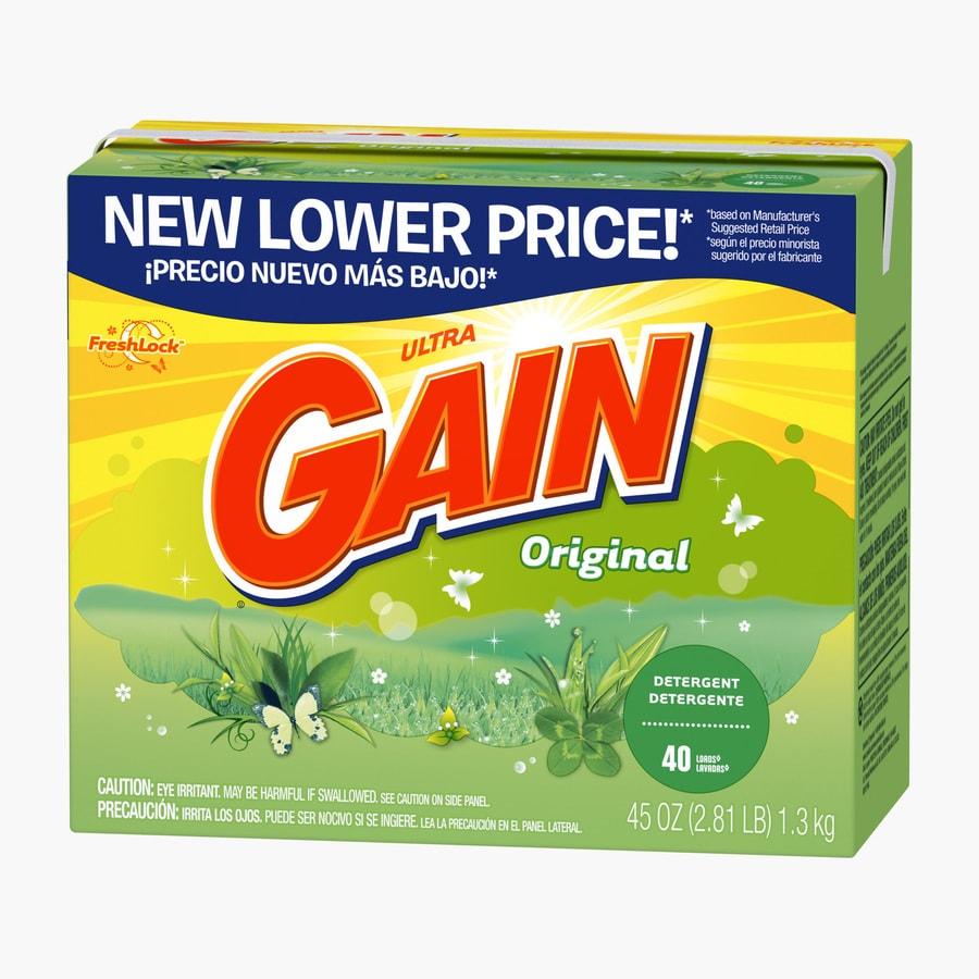 Gain Powder 45-oz Original Laundry Detergent