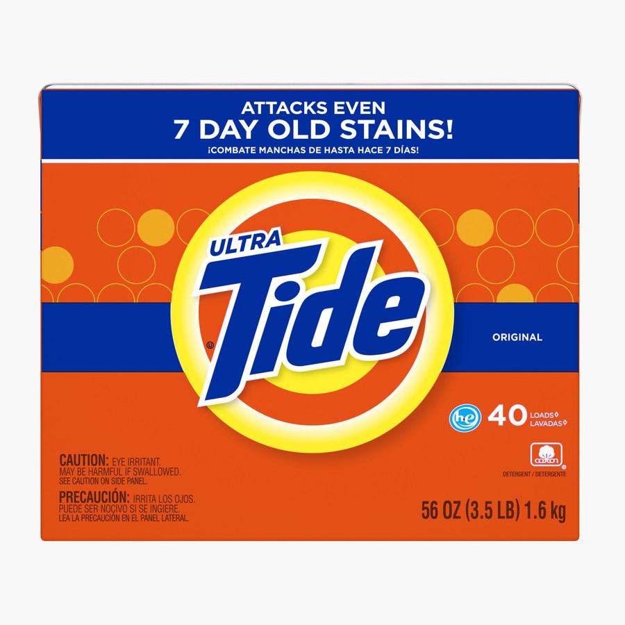 Tide 56-oz Tide Powder Laundry Detergent