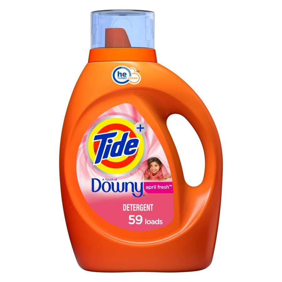 Tide 92-fl oz April Fresh HE Laundry Detergent