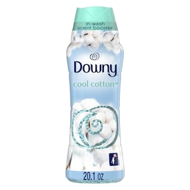 Downy In-Wash Beads Cool Cotton Scent Booster 20.1-oz