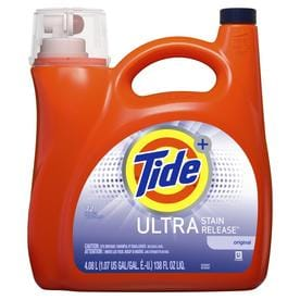 Tide Ultra 138-fl oz Original HE Liquid Laundry Detergent