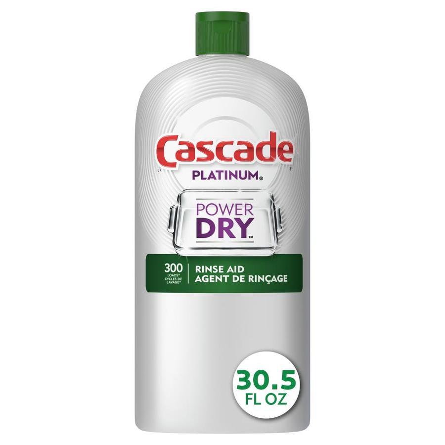 Cascade 30 5 Fl Oz Dishwasher Rinsing Agent