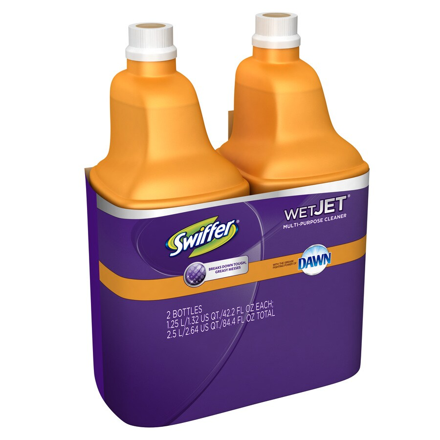 Swiffer 2-Pack 42.2 fl oz Tile Floor Cleaner