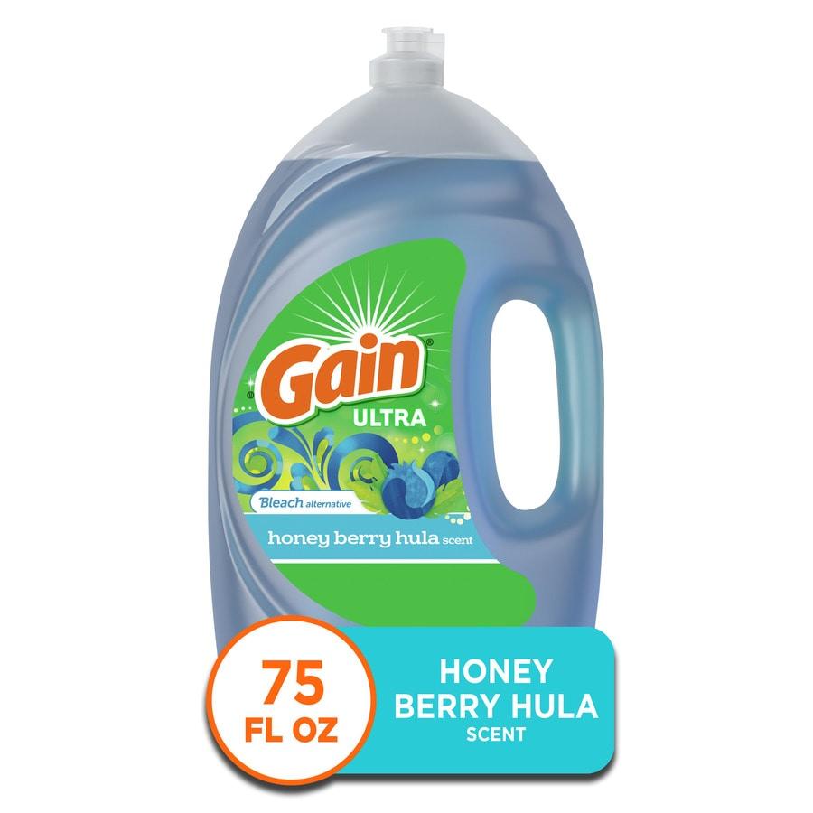 Gain 75-oz Honeyberry Hula Dish Soap