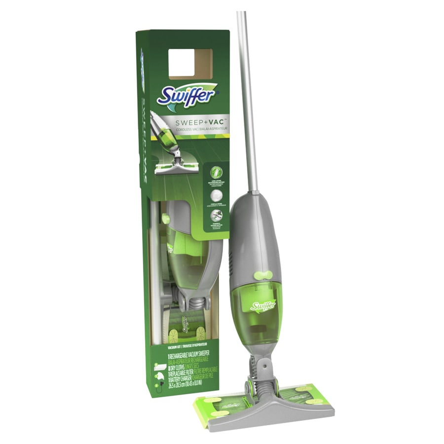 Swiffer Sweep and Vac Dust Mop