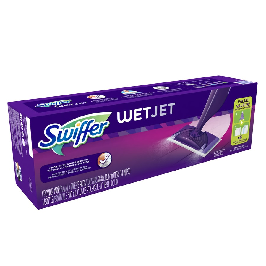 Swiffer Wetjet Wet Mop