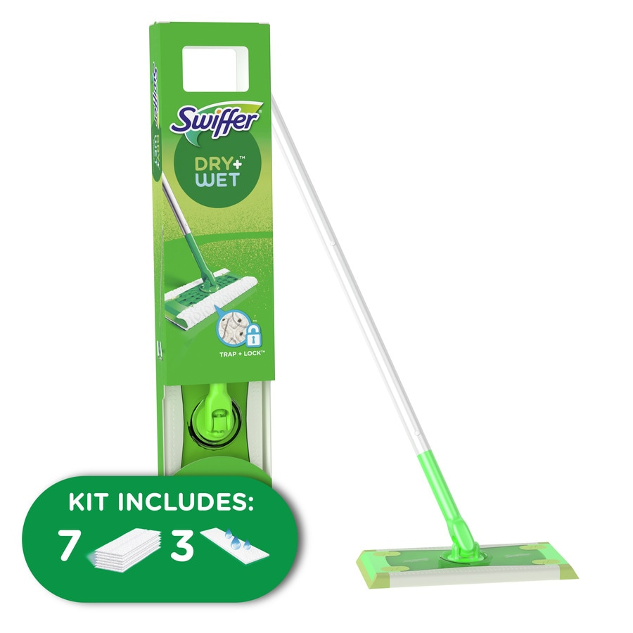 Swiffer Sweeper Microfiber Dust Mop At Lowes Com