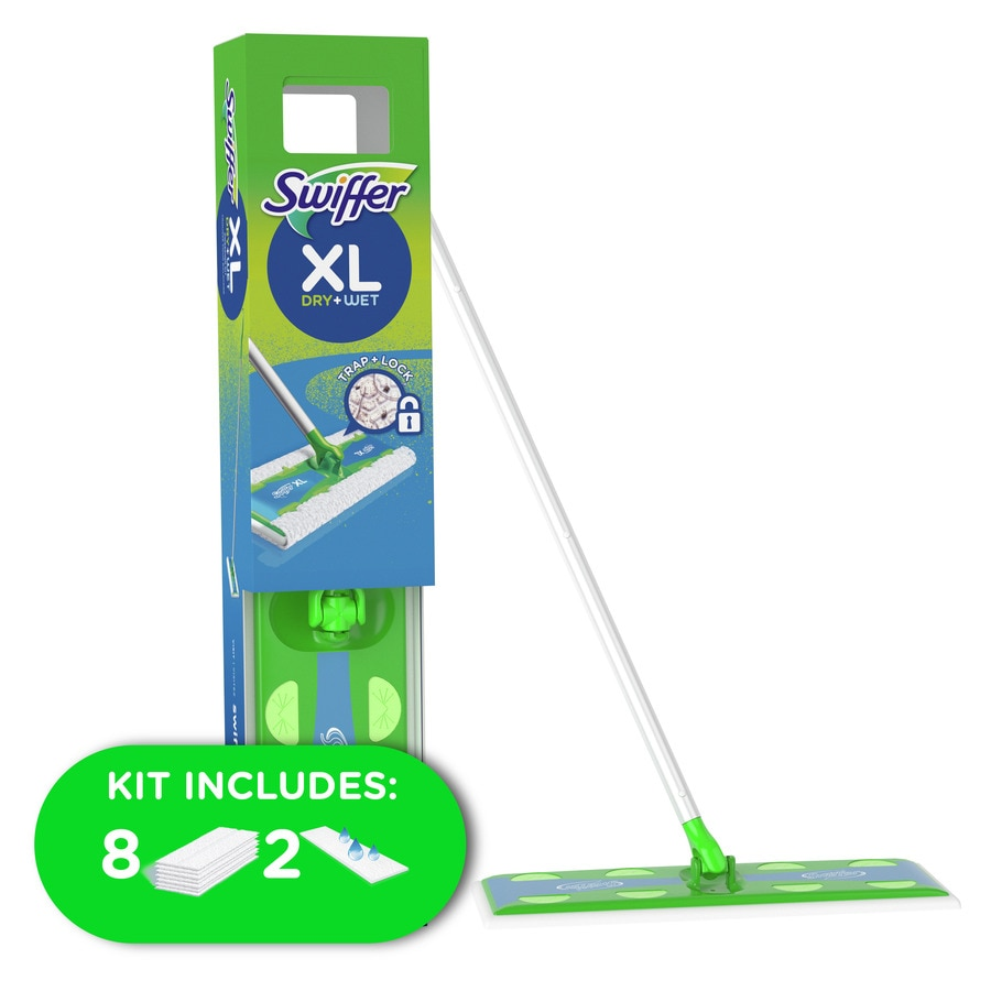 Shop Swiffer Microfiber Dust Mop At Lowes Com