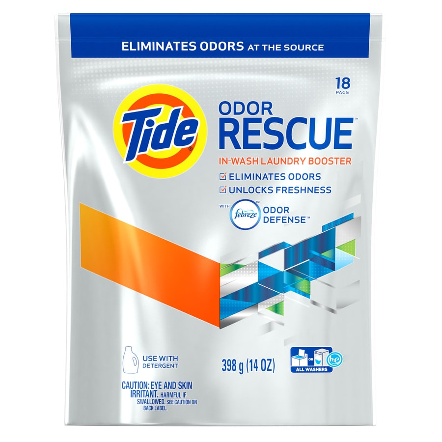 Tide Odor Defense and Removal 18 Count Febreze HE Laundry Detergent