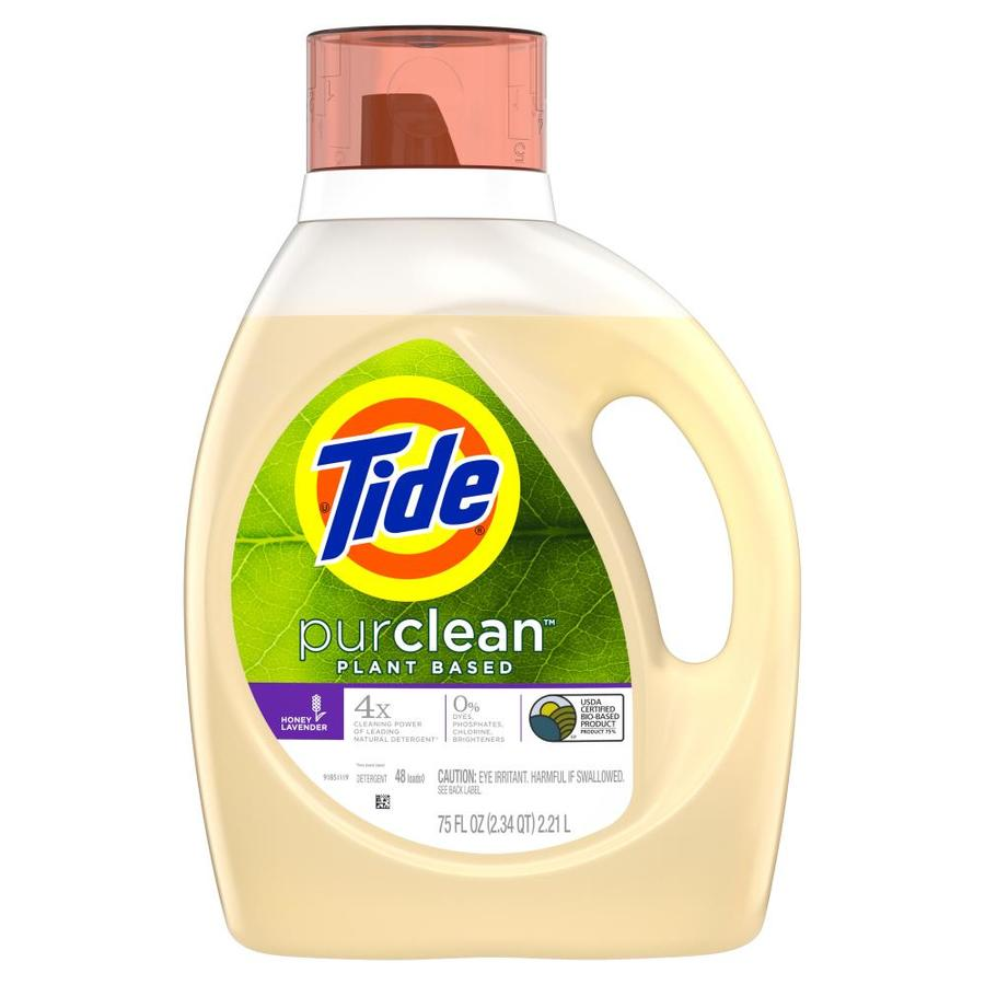 Tide 75-fl oz Lavender High-Efficiency Laundry Detergent