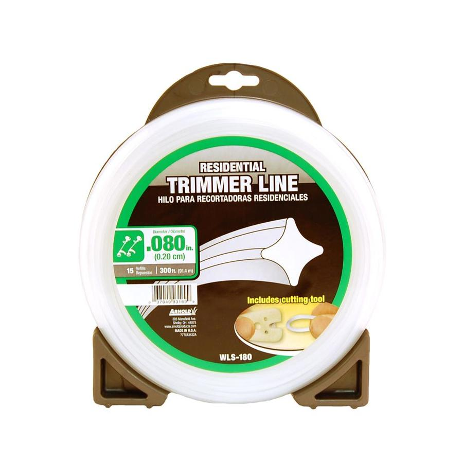 Arnold 300-ft Spool 0.08-in Trimmer Line