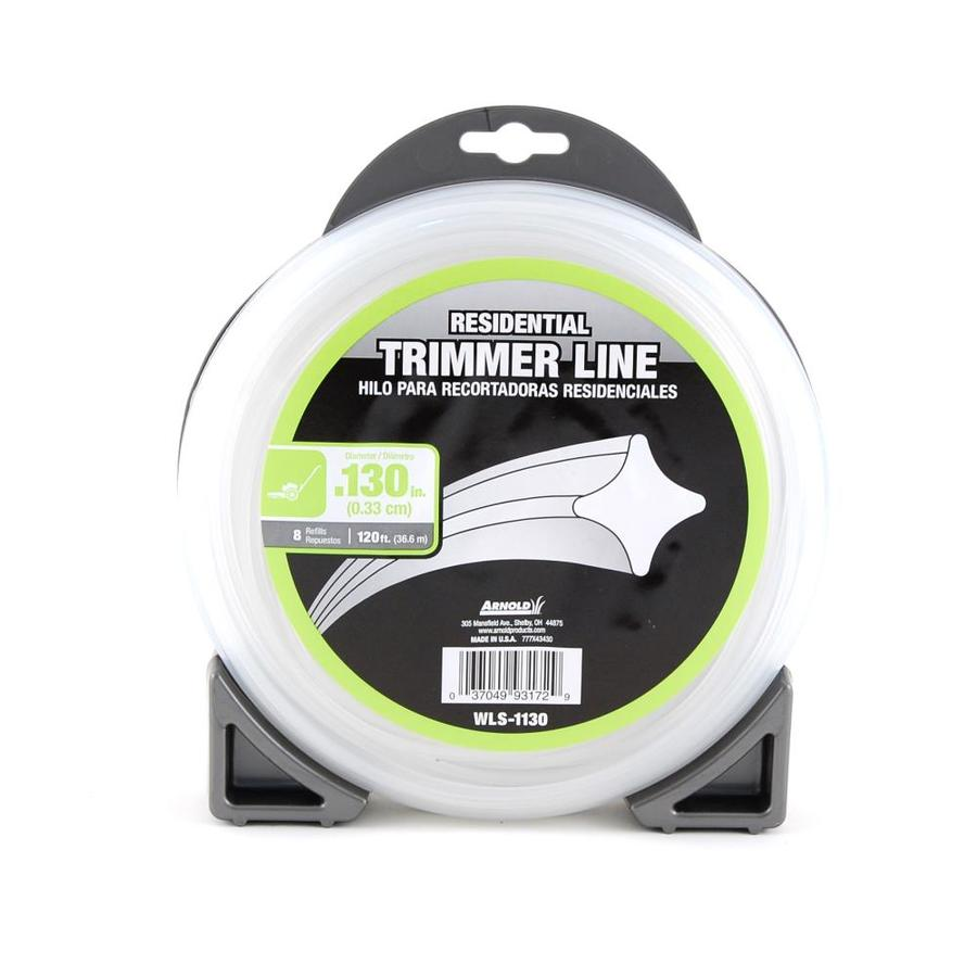 Arnold 120-ft Spool 0.13-in Spooled Trimmer Line