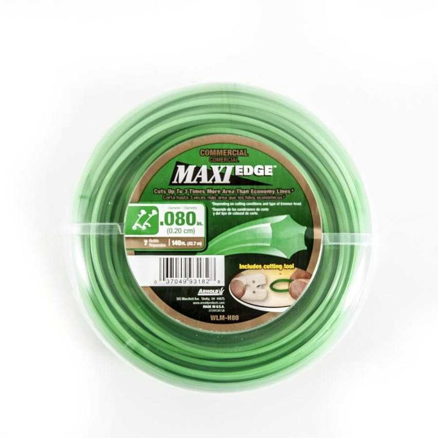 Arnold 140-ft Spool 0.08-in Trimmer Line