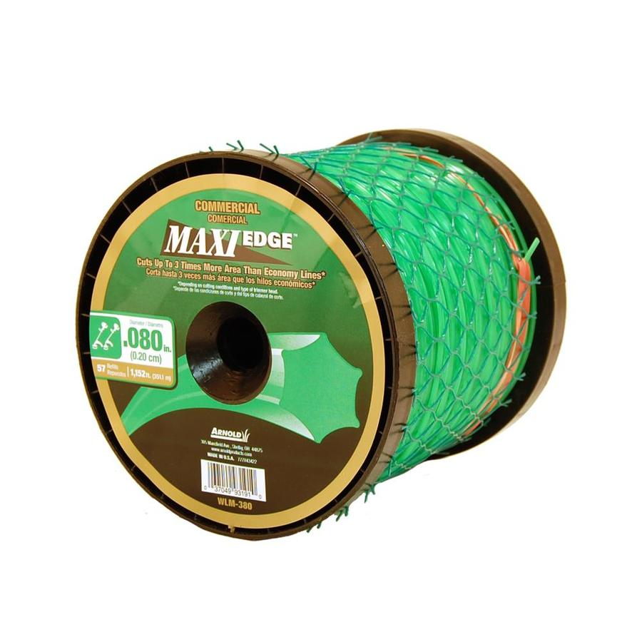 Arnold 1152-ft Spool 0.08-in Spooled Trimmer Line