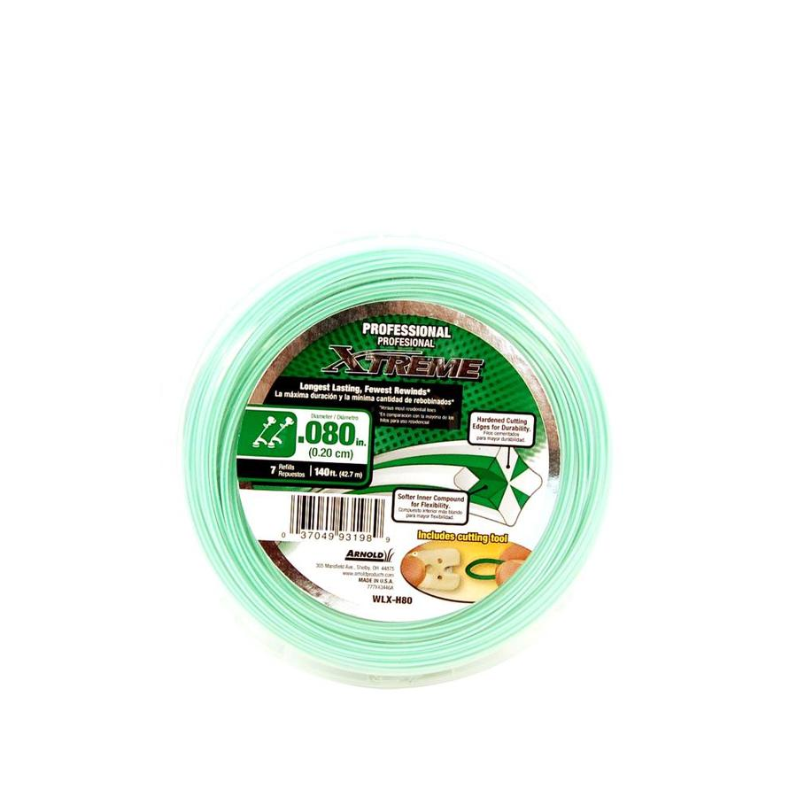 Arnold 140-ft Spool 0.08-in Spooled Trimmer Line