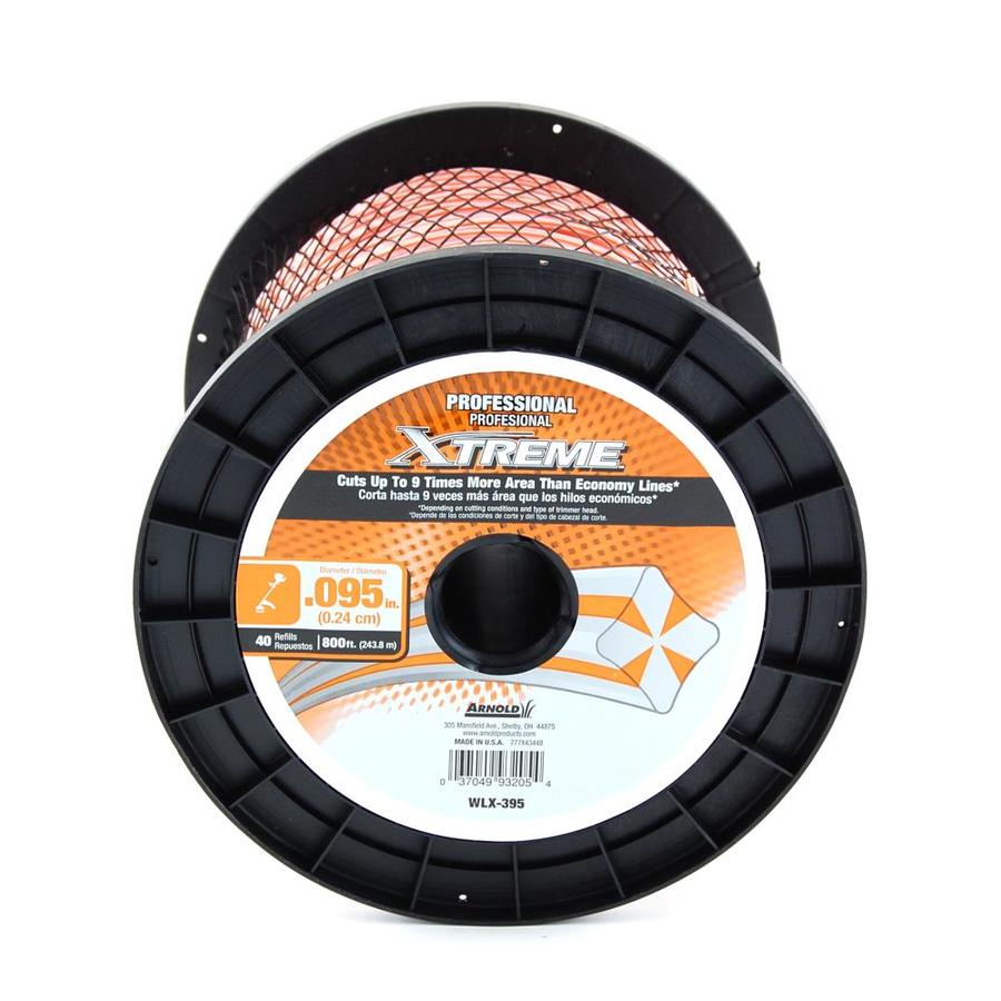 Arnold 800-ft Spool 0.095-in Spooled Trimmer Line