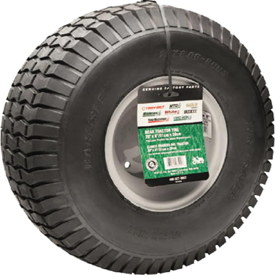 Mtd 20 In Rear Wheel For Riding Lawn Mower