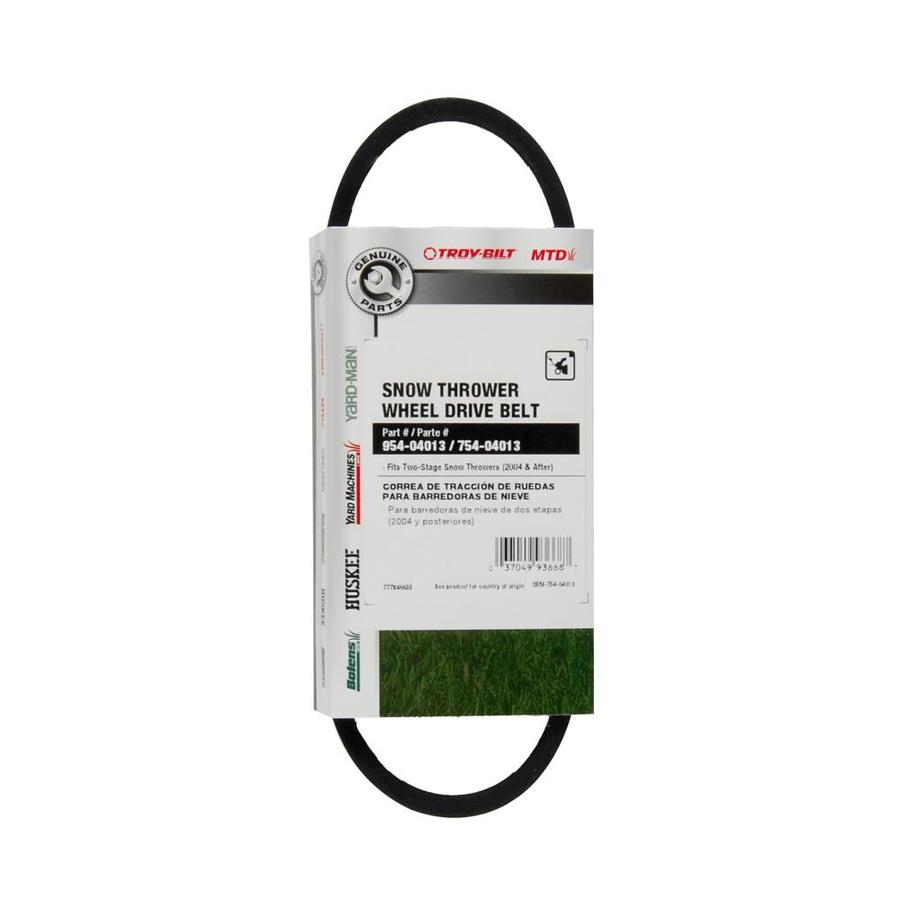 Troy-Bilt Drive Belt for 2-stage Snow Blower