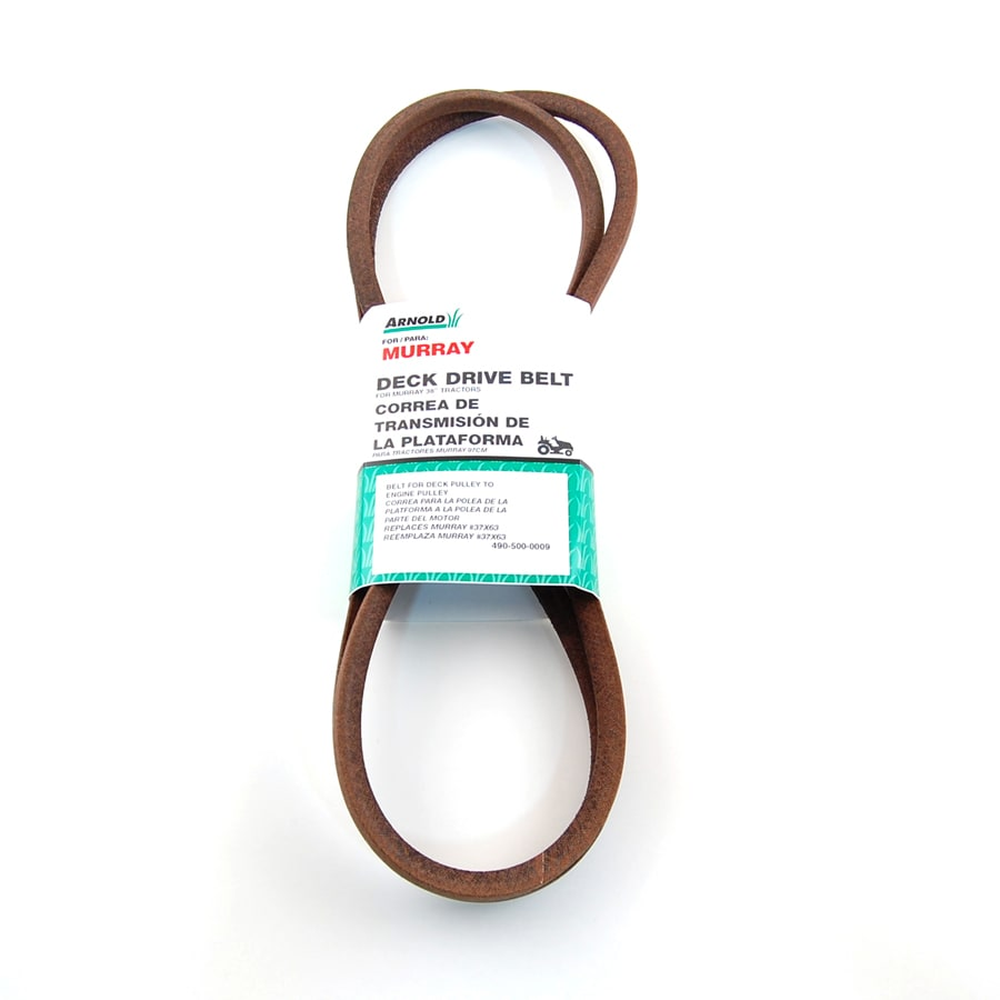 Murray 38-in Deck/Drive Belt for Riding Lawn Mowers