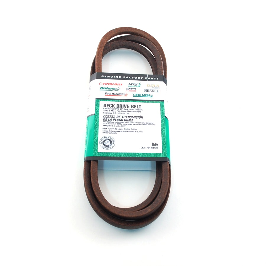 Arnold 46-in Deck/Drive Belt for Riding Lawn Mowers