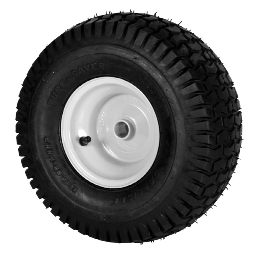 Lawn Mower Wheel Hubs : Shop arnold in front wheel for riding lawn mower at