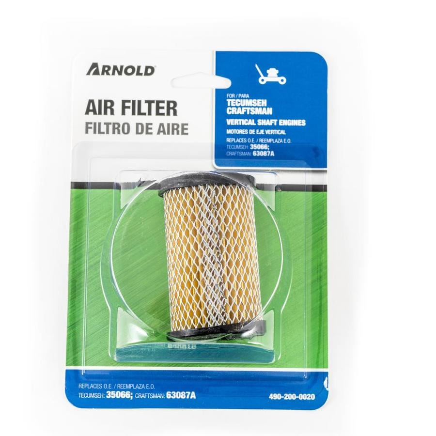 Paper Air Filter : Shop arnold paper air filter for cycle engine at lowes