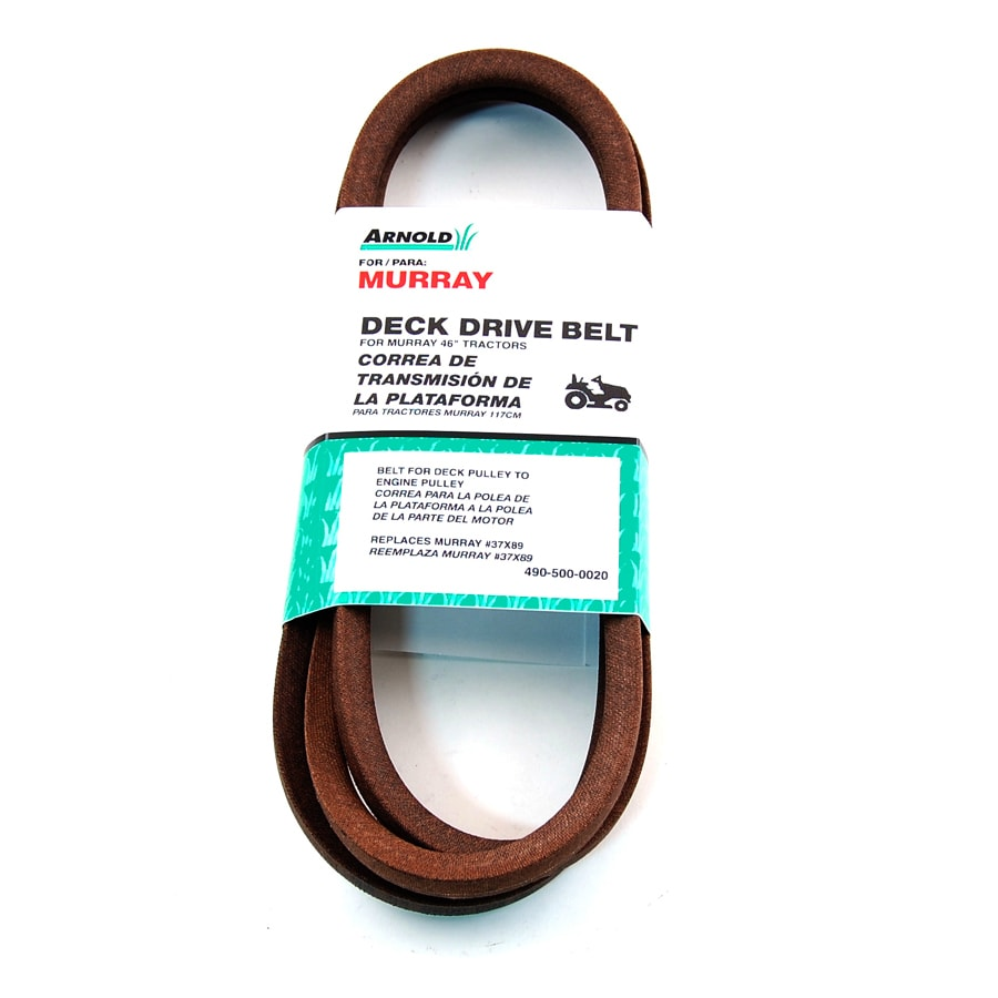 Murray 46-in Deck/Drive Belt for Riding Lawn Mowers