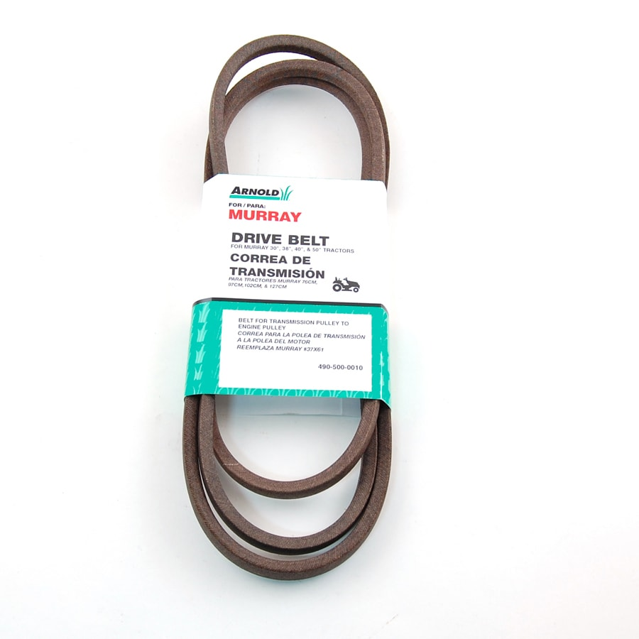 Murray 50-in Drive Belt for Riding Lawn Mowers