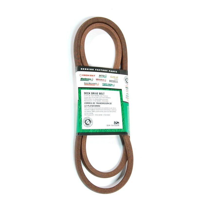 MTD 38-in Deck/Drive Belt for Riding Lawn Mowers