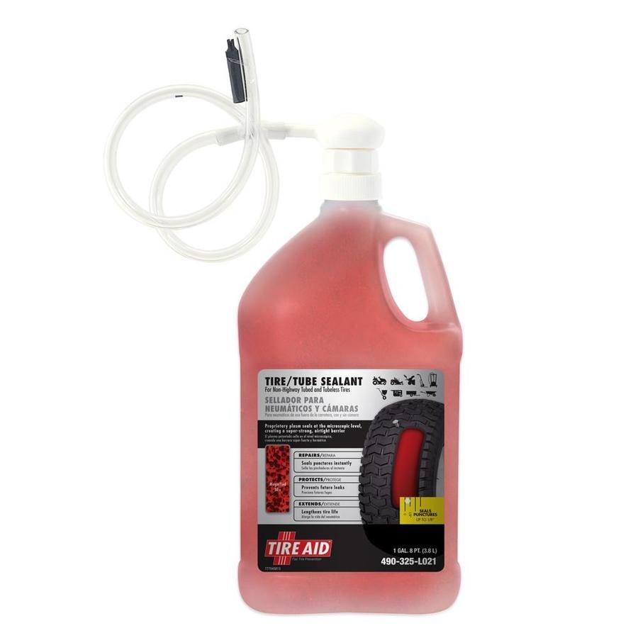 Tire Aid 1-Gallon Liquid Tire Repair Sealant