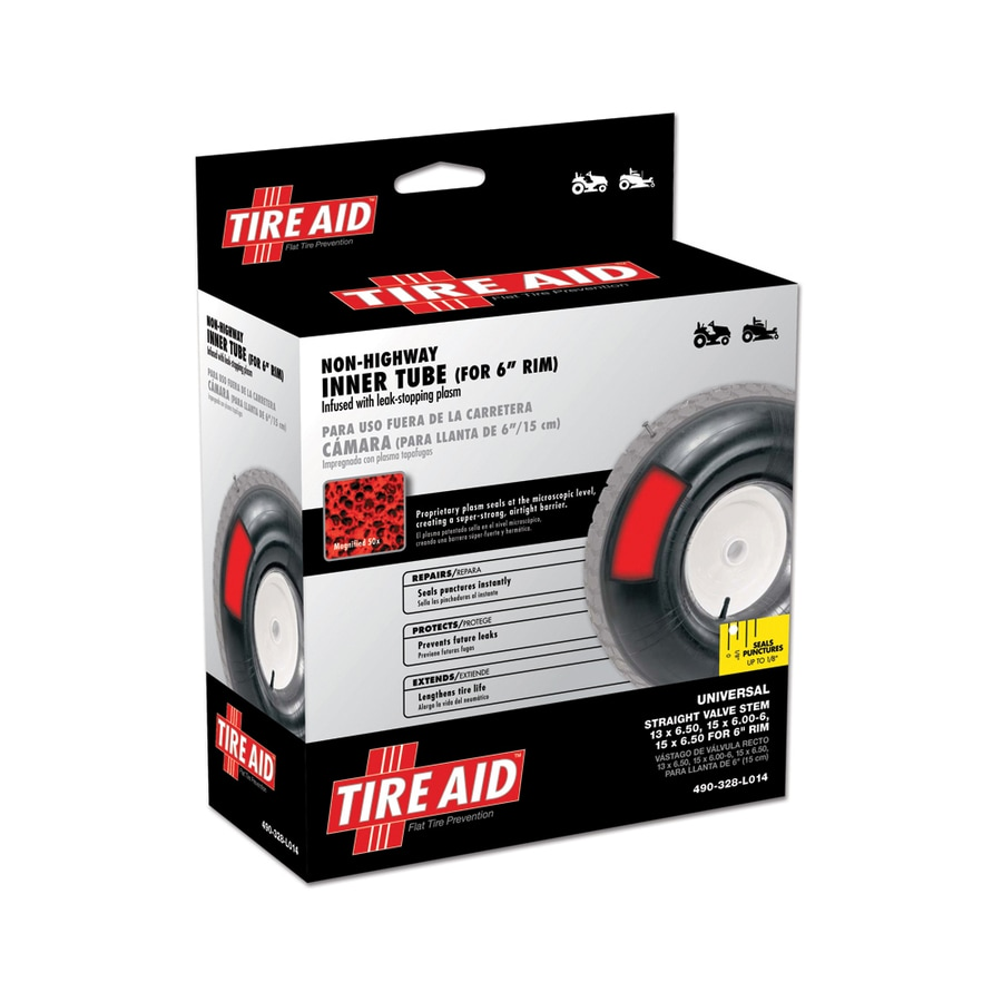Tire Aid 15-in dia Tractor Tire Inner Tube