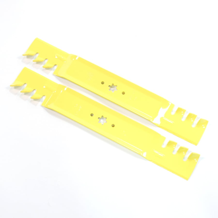 Arnold 2-Pack 42-in Multipurpose Riding Mower/Tractors Mower Blades