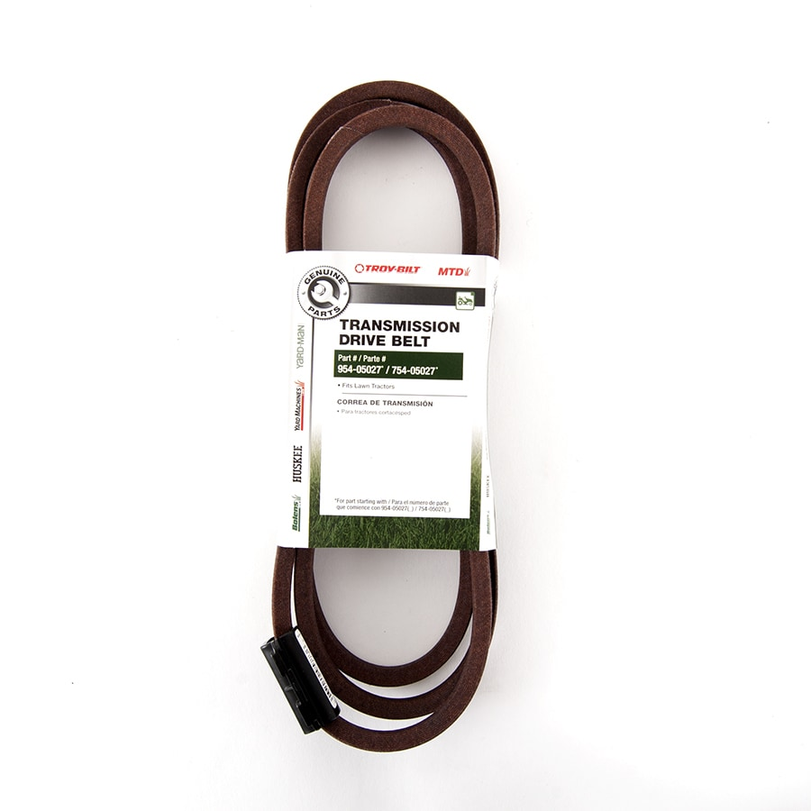 MTD Genuine Parts Drive Belt for Riding Lawn Mowers
