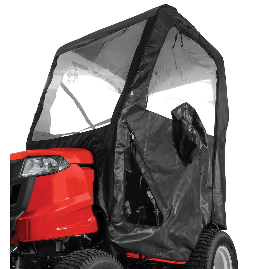 MTD Genuine Parts Black Tractor Snow Cab