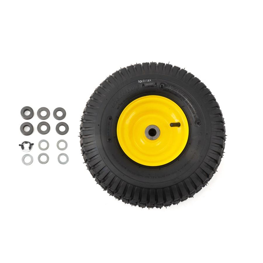 Marathon 10.9-in Front Wheel for Mower Deck