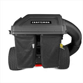 CRAFTSMAN 3 25-Bushel Twin Bagger for 30 Tractor at Lowes com