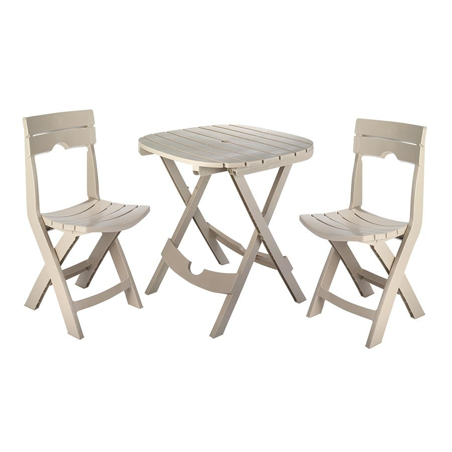 Adams Mfg Corp Resin Patio Dining Set