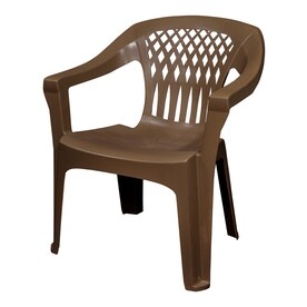 Brilliant Plastic Patio Chairs At Lowes Com Home Interior And Landscaping Ymoonbapapsignezvosmurscom
