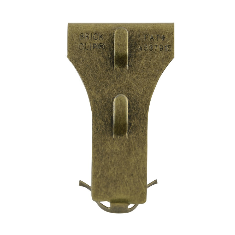 Write a Review about Holiday Living 2 Pack Metal Brick Clips at