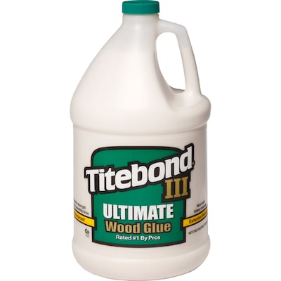 Titebond Brown Interior/Exterior Wood Adhesive (Actual Net