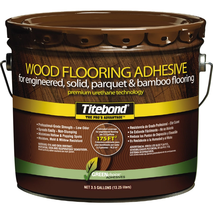 Titebond 3 1 2 Gallon Wood Flooring Adhesive
