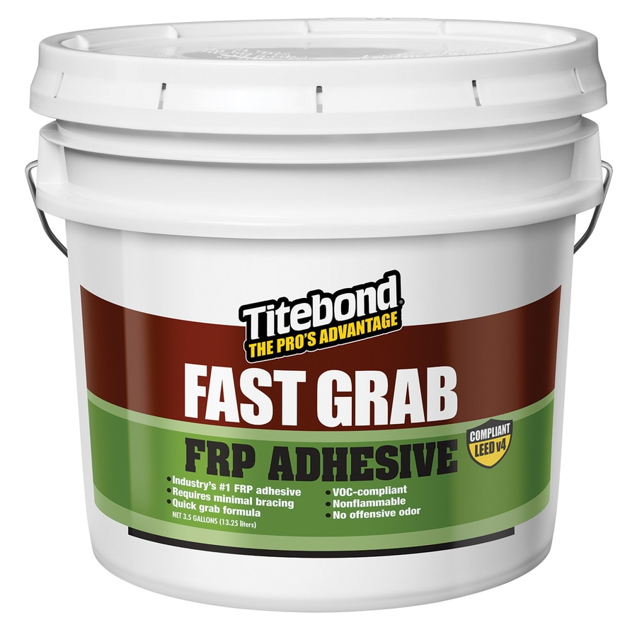 Titebond Greenchoice Brown Interior Frp Construction Adhesive (Actual Net Contents: 448-fl oz)