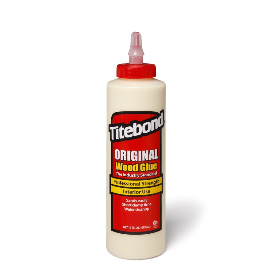 Titebond White Interior Wood Adhesive (Actual Net Contents: 16 Fluid Oz.)