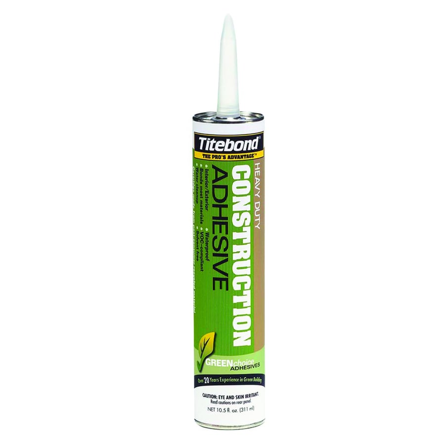 Titebond 10.5-oz Construction Adhesive