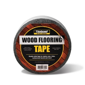 Cali Bamboo Titebond 2-in x 40-ft Black Double-Sided Seam Tape