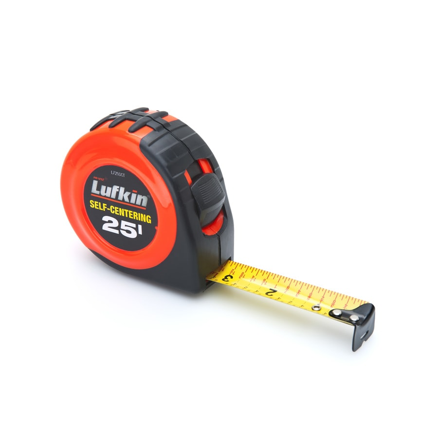 Shop measuring tools at lowes lufkin 25 ft tape measure greentooth Images