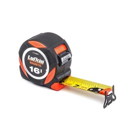 Lufkin Command 16-ft Magnetic Tape Measure