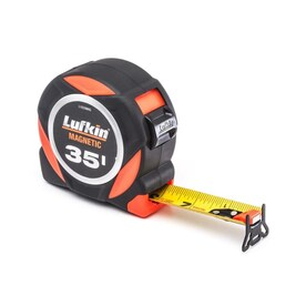 Lufkin Command 35-ft Magnetic Tape Measure